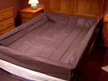Hybrid Or Softsided Waterbed Mattress Waterbedtrends Com